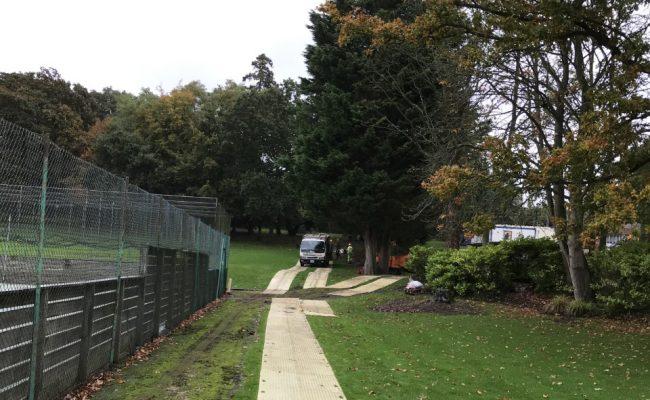 Ipswich Ground Boards landscape